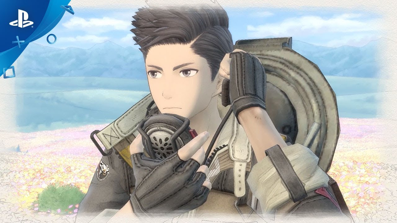 Valkyria Chronicles 4 - E3 2018 Trailer | PS4