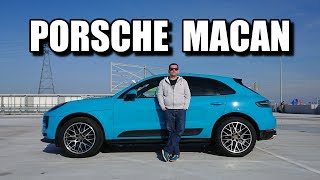 2019 Porsche Macan 2.0 245 hp - Sensible Porsche? (ENG) - Test Drive and Review