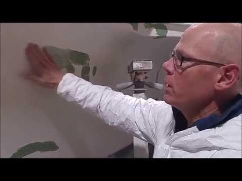 Repairing Spider Cracks in Gel Coat