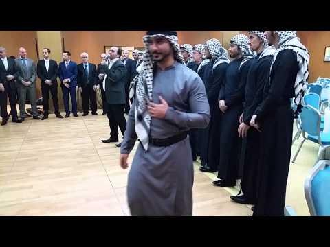 فرقة الدلعونا بقيادة عبدالله مطر  مع الفنان رامي الهندي للحجز 55408090 (حلالي مالي 1 )