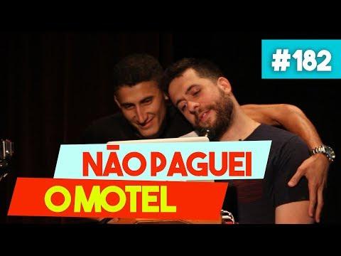 WEBBULLYING #182 - NÃO PAGUEI O MOTEL