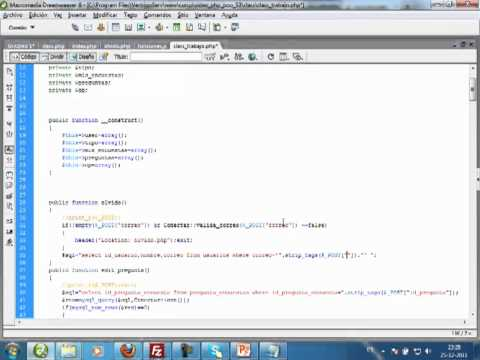 VideoTutorial 53 del Curso de PHP POO
