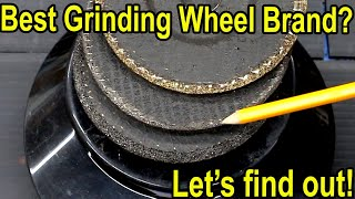 Which Metal Grinding Wheel is Best?  Let's find out! Diablo, DeWalt, Makita, Avanti, Norton, Warrior