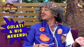 Dr. Mashoor Gulati & His Mehendi - The Kapil Sharma Show