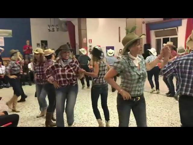 Corso balli di gruppo