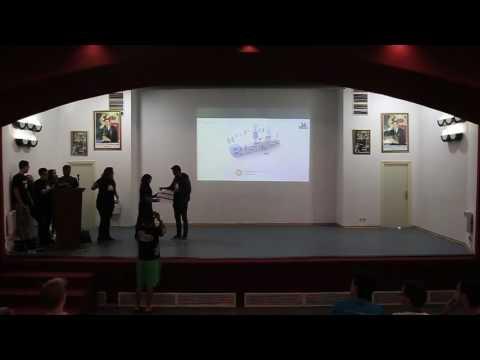 Gagnant 3eme Prix Hack&Pitch _ Herfati Business  @INPT Rabat