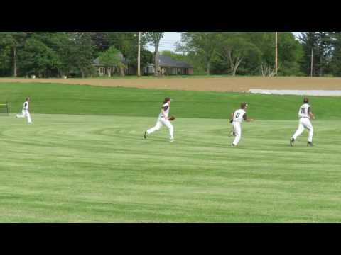 Westtown School's Jon Moldoff makes this remarkable catch May 10 2017