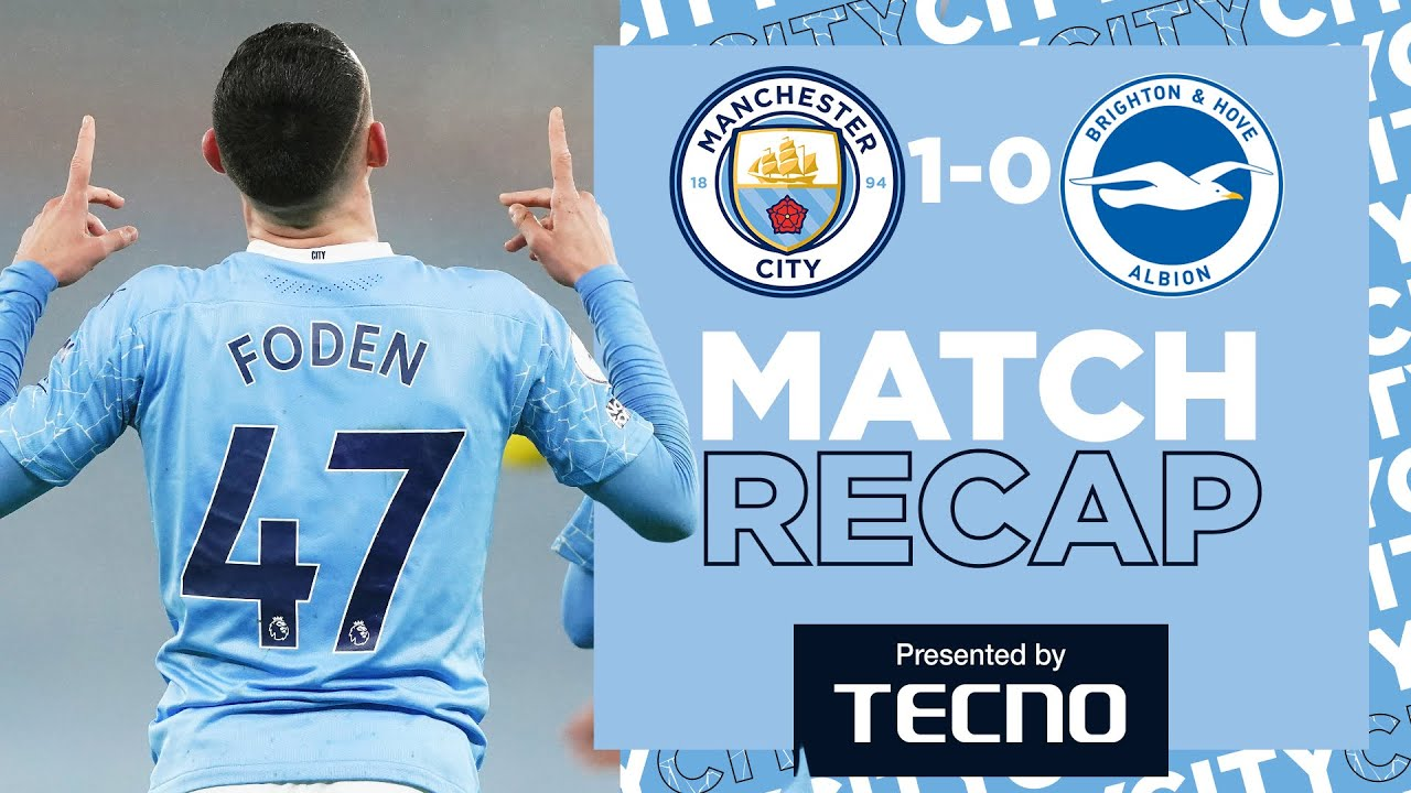 """JUST DOING MY JOB!"", FODEN ON TARGET 