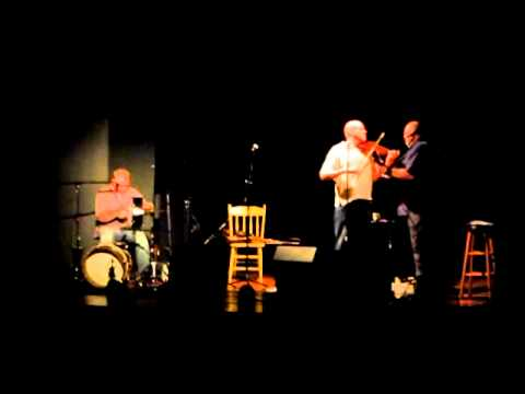 Keith O'Neill fiddle solo, Earlville Opera House, June 2012