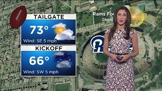 CBSLA Morning Weather Brief (Nov. 19)