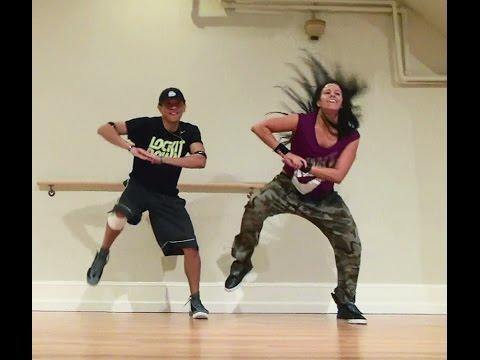 """Tara Romano Dance Fitness - """"Hasta Abajo"""" by Yandel (Watch HD)"""