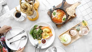 ALL DAY BRUNCH in Thailand ♦ Breakfast in Bangkok