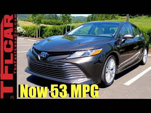 2018 Toyota Camry Hybrid: Everything You Ever Wanted to Know