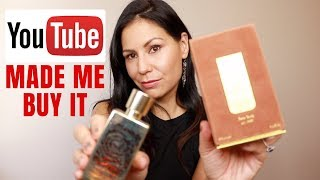 FRAGRANCES YOUTUBERS MADE ME BUY