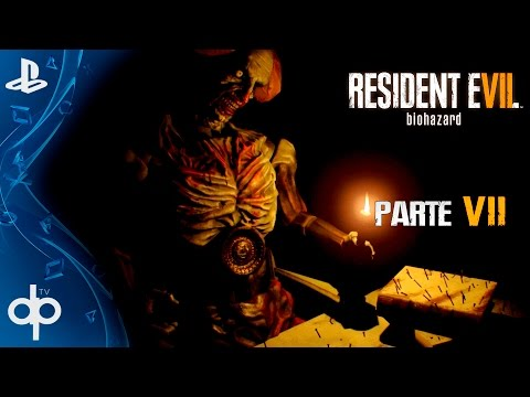 Resident Evil 7 Parte 7 Gameplay Español PS4 Walkthrough | La Invitación de Lucas Baker 1080p