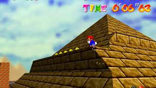 SM64 TAS Competition 2018 Task 8 - 9.27