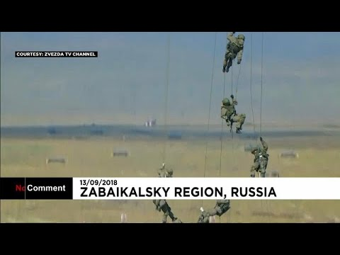 شاهد: مناورات عسكرية روسية بمشاركة 300 ألف عسكري  - نشر قبل 46 دقيقة
