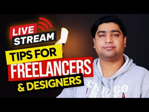 Graphic Designing & Freelancing Tips - QnA with Design Academy