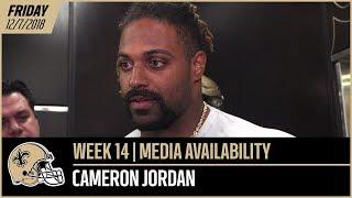 Cameron Jordan: