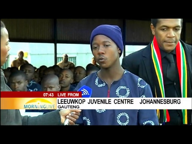 Young Crime offenders reflect on Youth Day