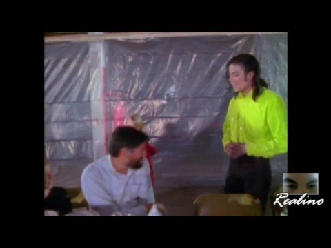 Michael Jackson: The Making Of The Black Or White Video