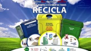 Campaña de reciclaxe