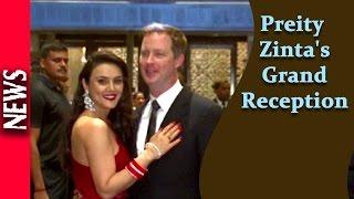 Latest bollywood news - bollywood graces preity's reception - bollywood gossip 2016