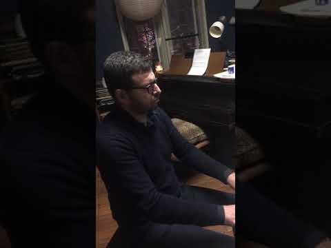 Elisha Abas play Bach busoni