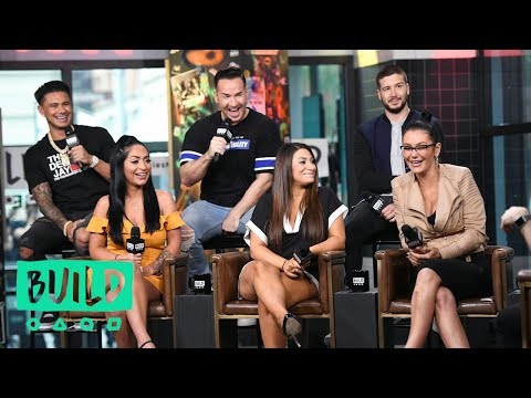 The Cast Of Jersey Shore Family Vacation Part 2 Discusses The New Season