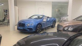 ТО на Aston Martin и косяки Bentley
