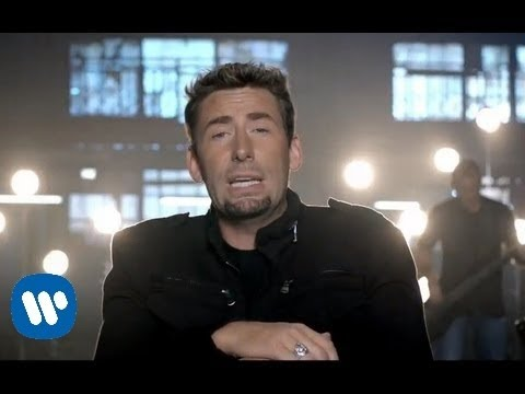 Nickelback Lullaby Official Video Youtube
