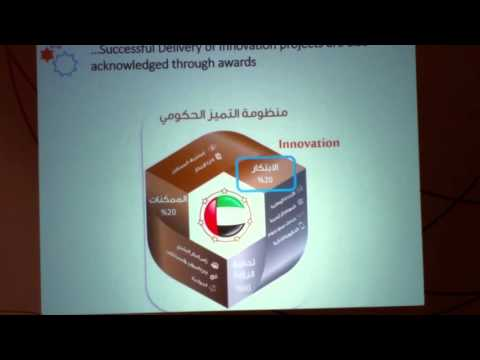 DIPMF2015 Huda Al Hashemi Delivering the UAE National Innovation Strategy 24 11 2015
