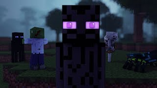 - ENDERMAN LIFE 3 A New Step Minecraft Animation Part 3