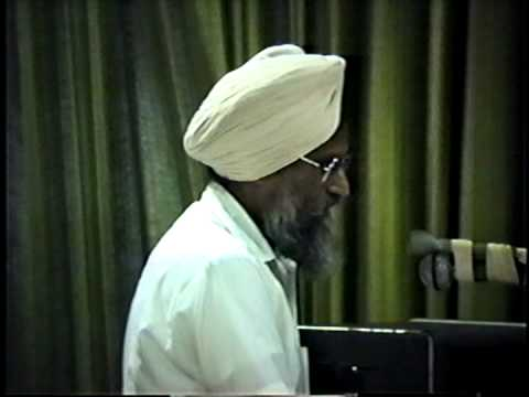 First Canadian Punjabi Literary Conference 4-3