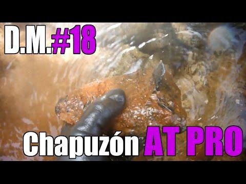 Detección Metálica ep. 18 - Chapuzón con el detector de metales Garrett AT PRO
