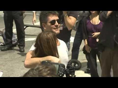 Simon Cowell 'almost Slept With Paula Abdul'