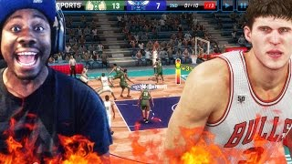 NBA LIVE MOBILE 16 GAMEPLAY! DOUG ON FIRELEGENDS & SETS! Ep. 1