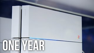 PS4: One Year Later