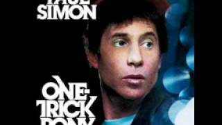 Watch Paul Simon Thats Why God Made The Movies video