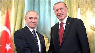 Путин и Эрдоган открывают морской участок 'Турецкого потока'. Полное видео
