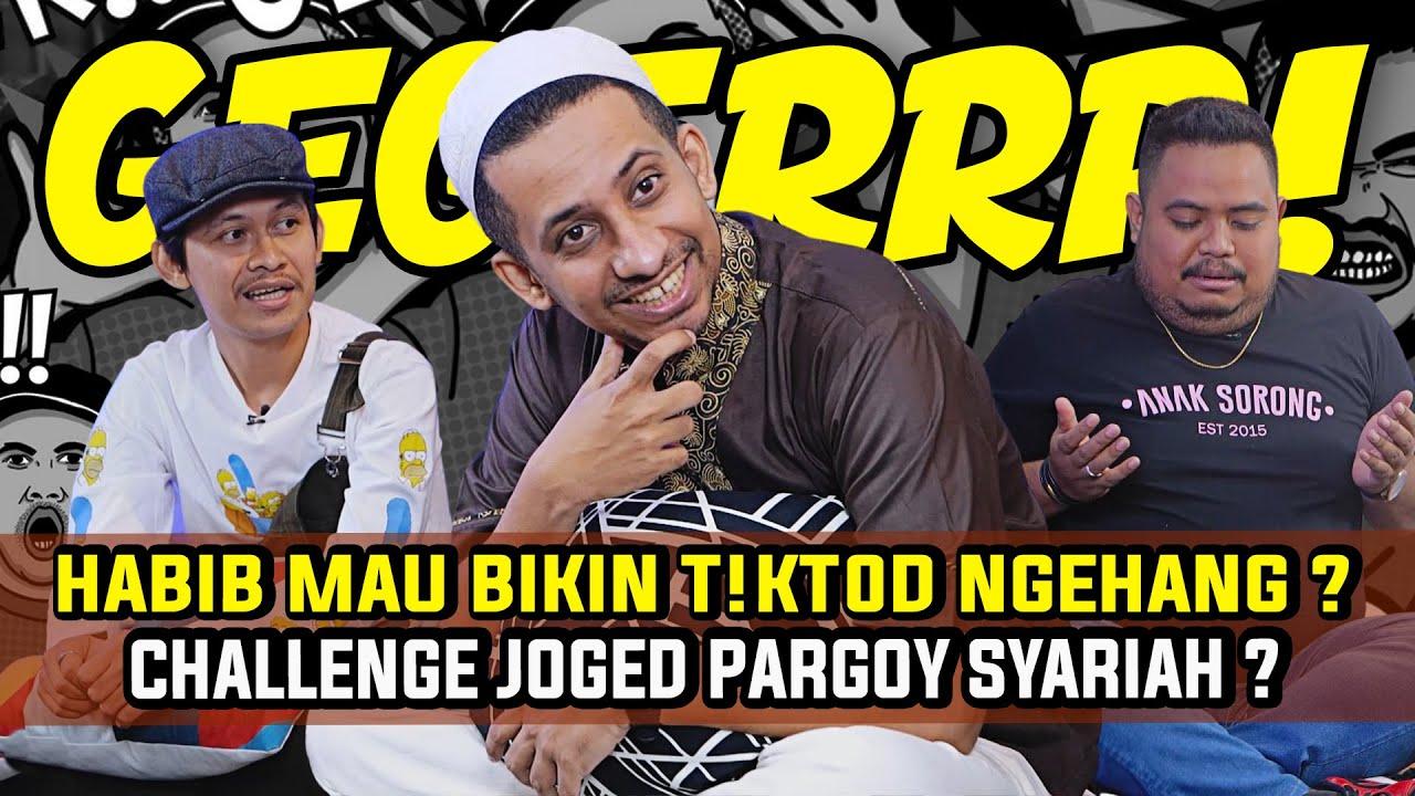 KOCAK!! HABIB JAFAR MAU BIKIN PARGOY SYARIAH!? RIGEN & INDRA JEGEL MALAH CURHAT RUMAH TANGGA