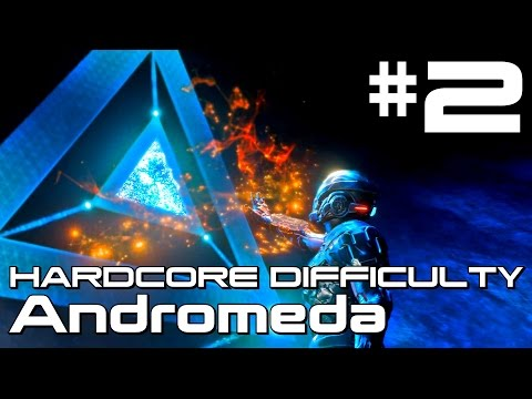 """Let's Play Mass Effect Andromeda - Episode #2 - """"Advanced AI"""""""