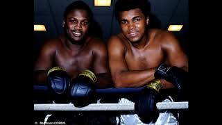 Louis Marciano Robinson Ali used thin BAG GLOVES Why