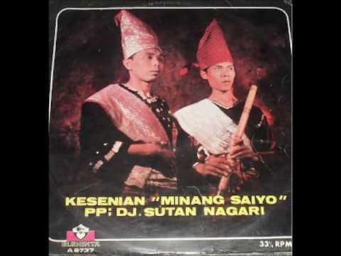 SALUANG KLASIK MINANG: Baso lamo (Kesenian