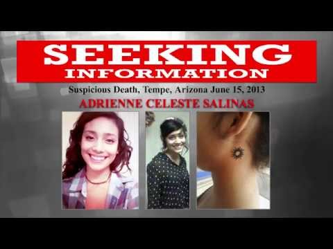 Seeking Information about Suspicious Death of Arizona Teen