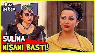 SULİNA NİŞANA BASKIN YAPTI! - Bez Bebek 58. Bölüm