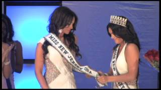 Crowning Moments Miss New Jersey USA 2013   4 Star Productions