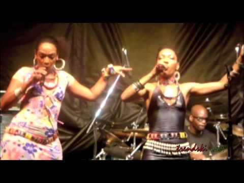 Les Nubians - Makeda (LIVE) @ Sunset Junction 2009, Silver Lake