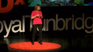 Angel of the Dump - A story of courageous love | Jane Walker MBE | TEDxRoyalTunbridgeWells