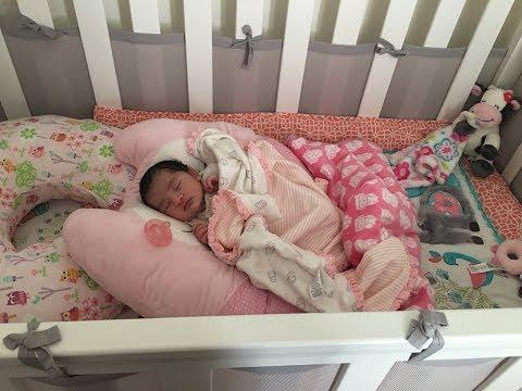 Baby Girl Nursery Tour 👶/ Room Tour